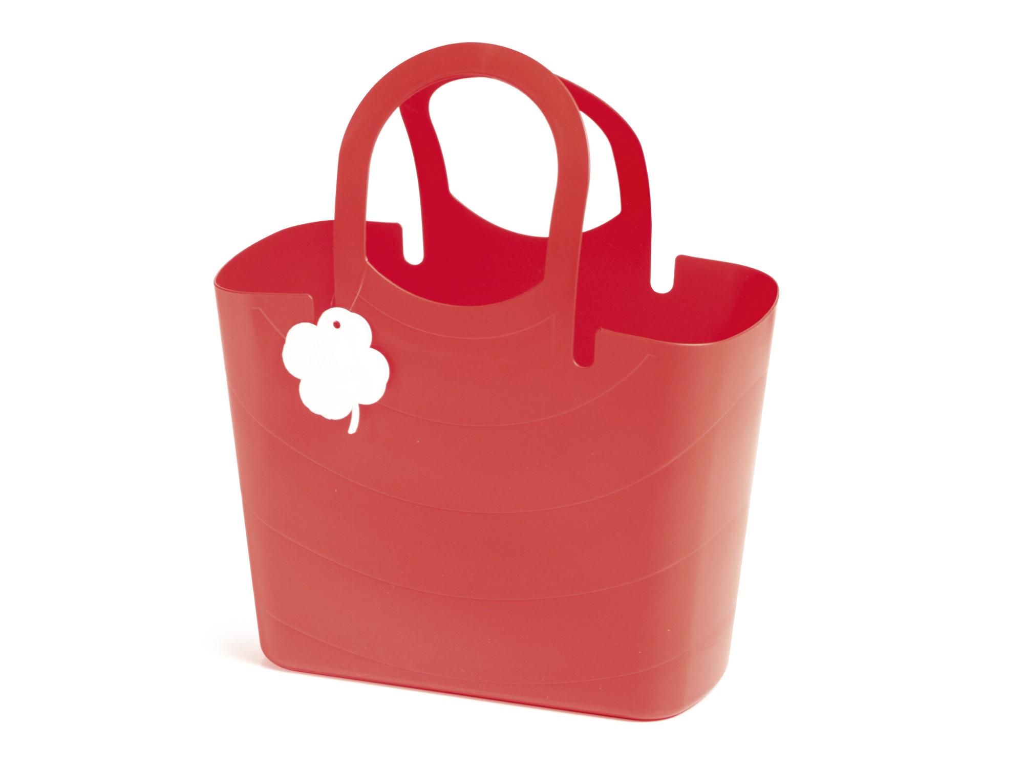 """taška """"LUCY"""" 6,5l, korál"""