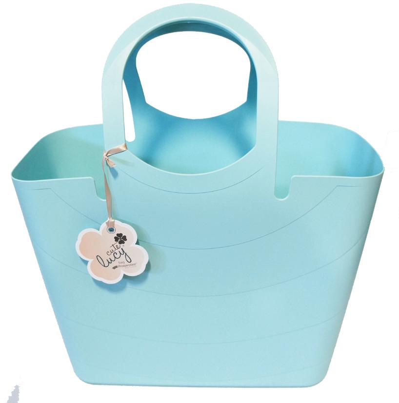 """taška """"LUCY"""" 24l, světle modrá"""