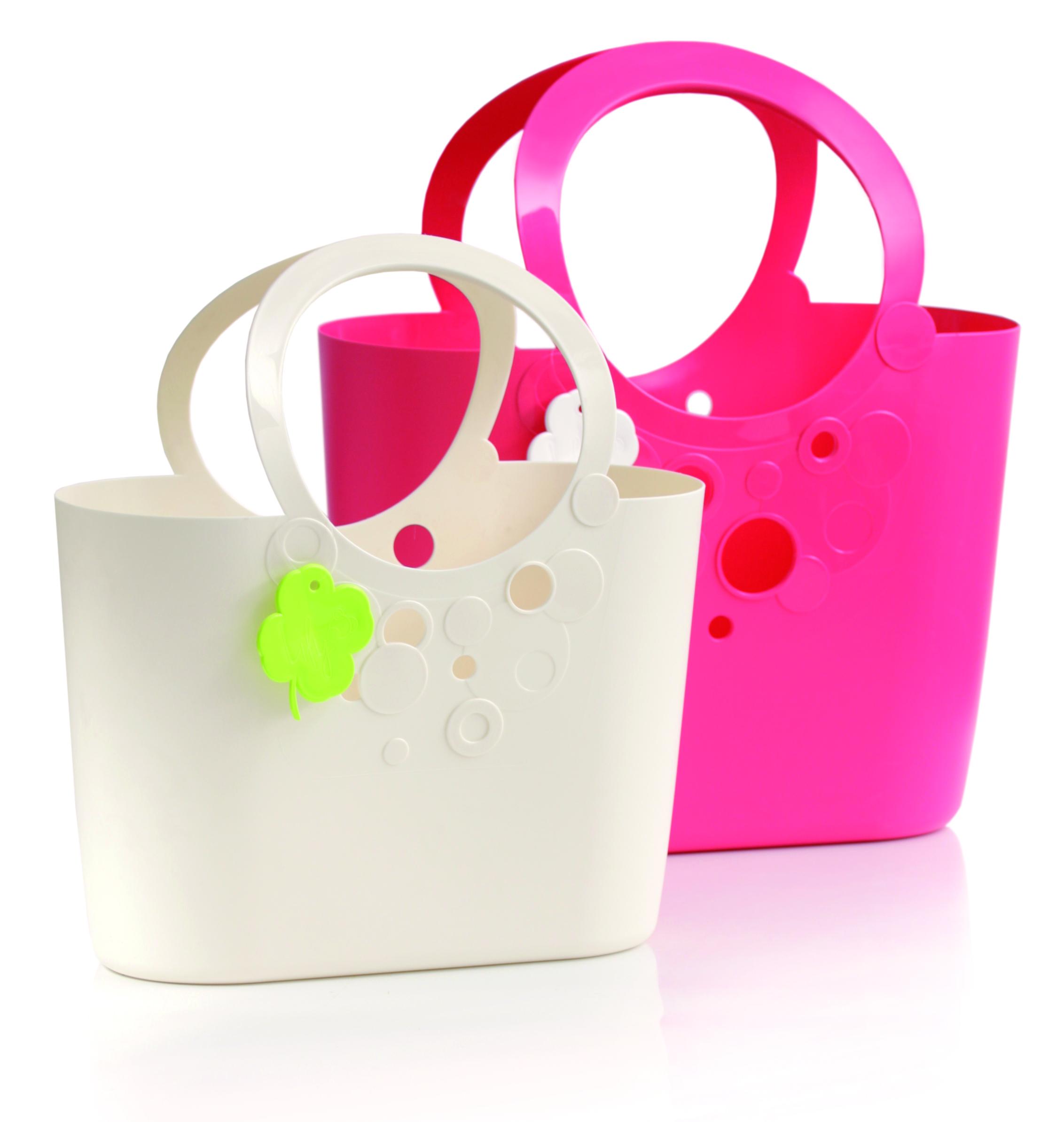 """taška """"LILY"""" 21l, tmavě růžová"""