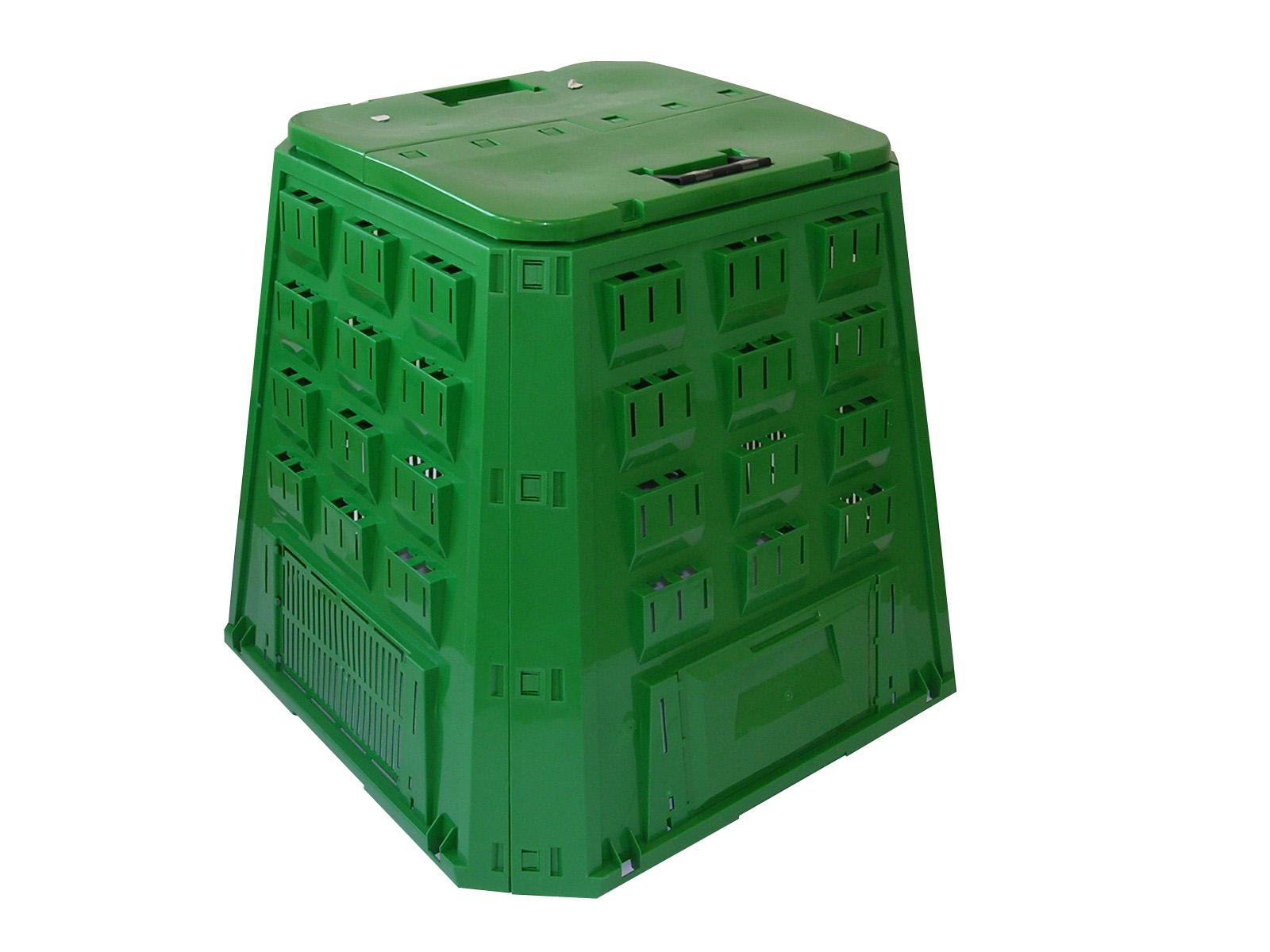 Kompostér 420l zelený