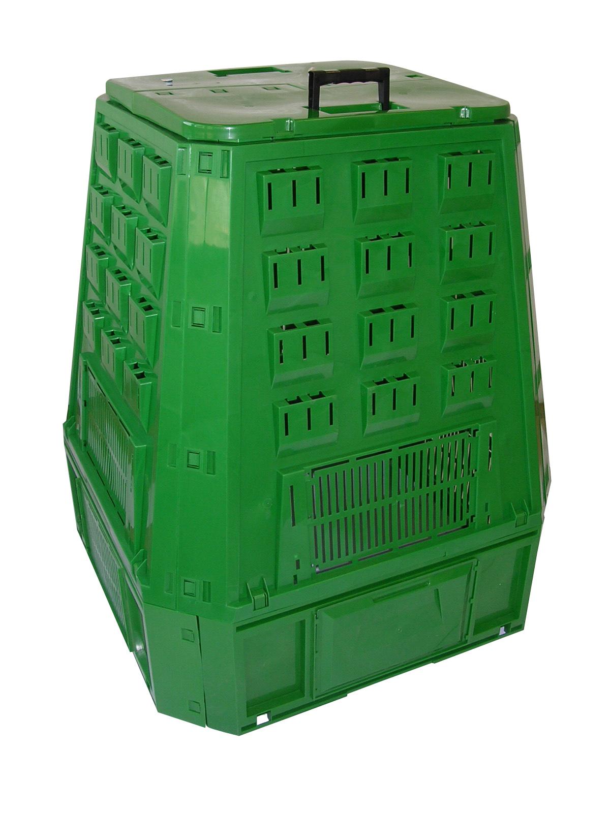 Kompostér 630l zelený