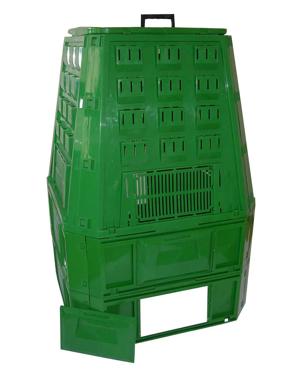 Kompostér 850l zelený