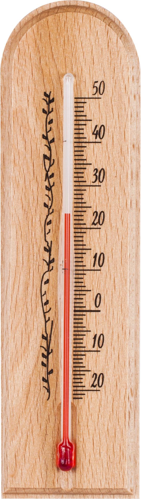 teploměr vnitřní 40x150 mm