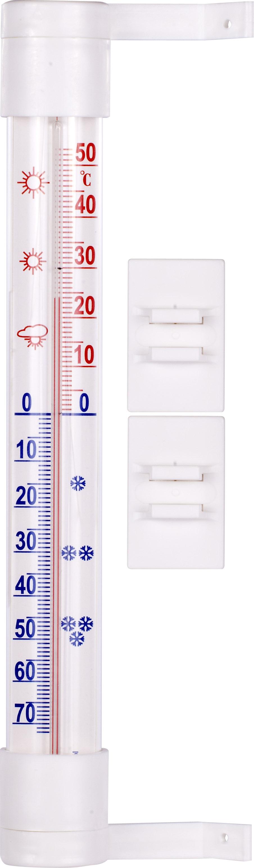 teploměr venkovní 26x230 mm/ samolepicí