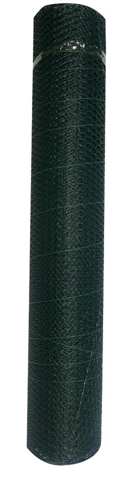 """pletivo """"HEX"""" 13/1x1000x25m PVC"""