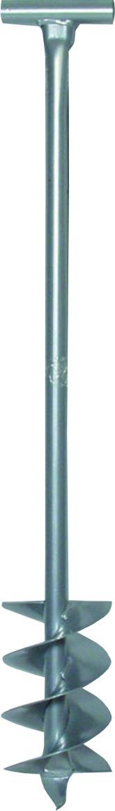 Půdní vrták, průměr 250 mm, 1 závit