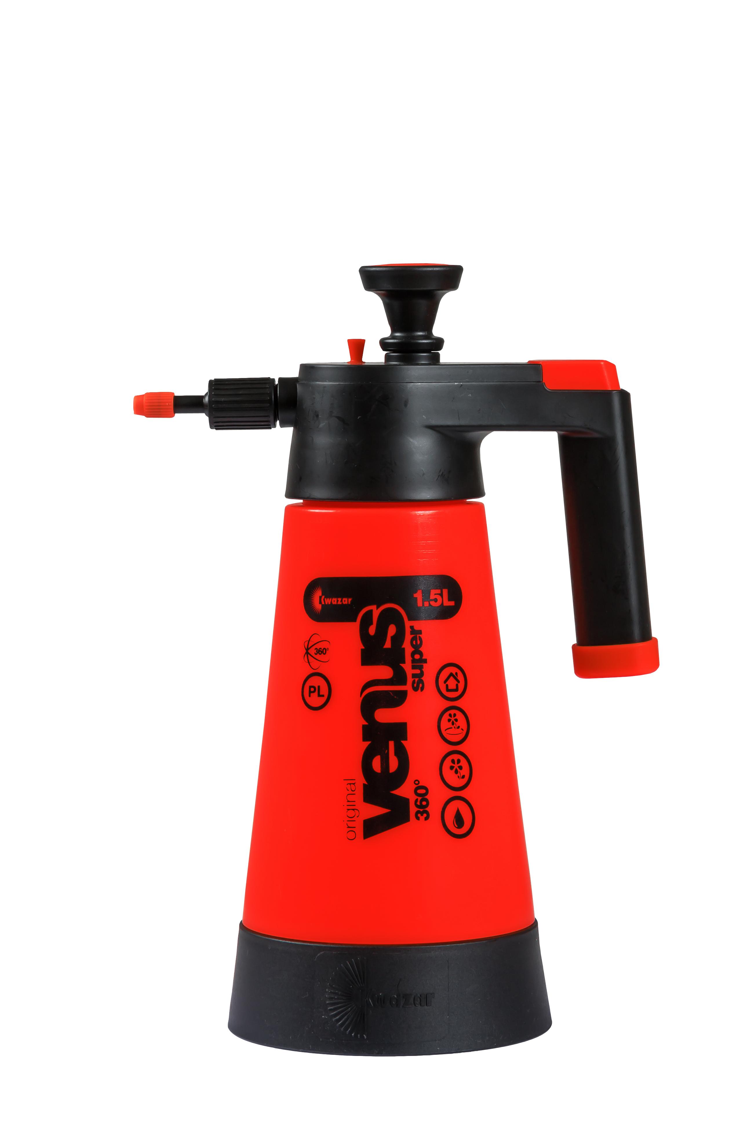 Postřikovač VENUS Super 1,5 l ruční, tlakový