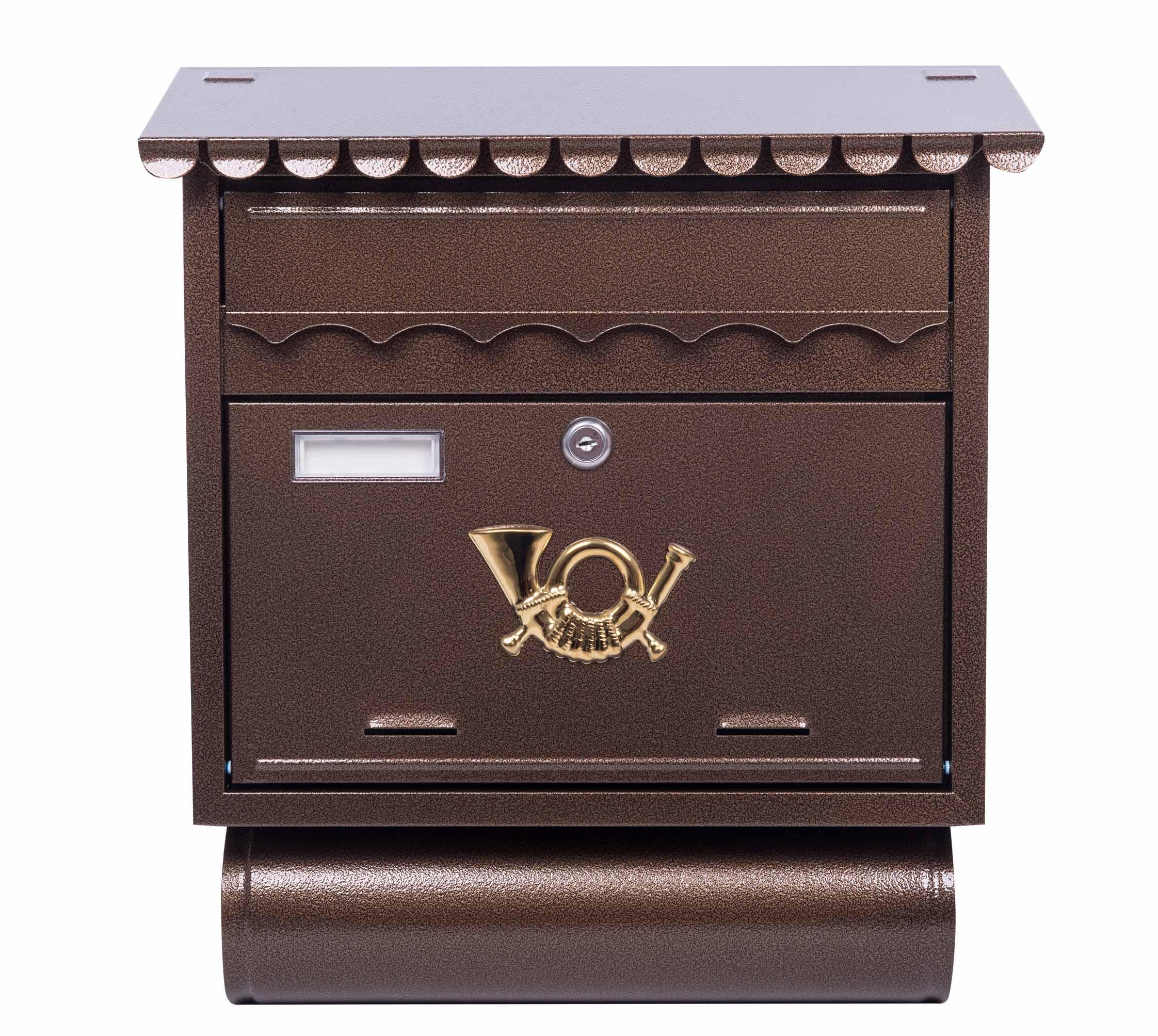 Výprodej - 72329 Poštovní schránka ST 104 (hranatá)