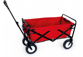 vozík čtyřkolový, skládací, nosnost 70 kg