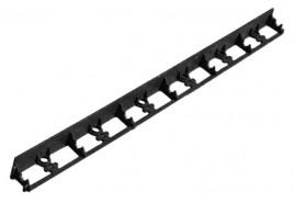 obrubník neviditelný 45x1000mm, 4 cípy