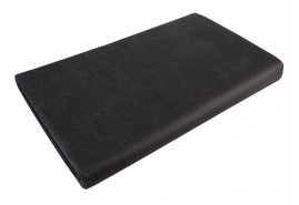 textilie netkaná 1,1 x 10m černá 50g/m2