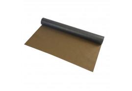 textilie netkaná 1,1 x 100m hnědá  50g/m2 - role