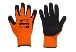 rukavice ochranné 10´ WINTER FOX