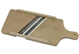 struhadlo na zelí 35x13cm, dva nože