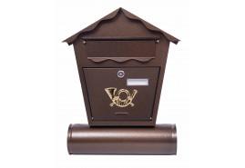 poštovní schránka ST 101 (špičatá stř.)