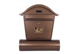 poštovní schránka ST 103 (kulatá stř.)