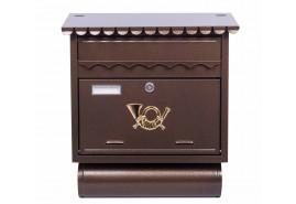 poštovní schránka ST 104 (hranatá)