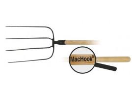 MacHook vidle BAV.4hr. s násadou 130 cm černé